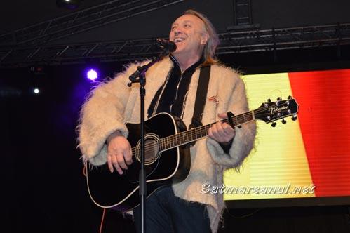 Ștefan Hrușcă, în concert la Satu Mare (Foto&Video)