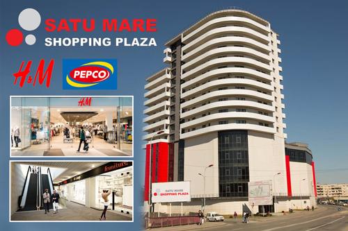 Se deschide Satu Mare Shopping Plaza