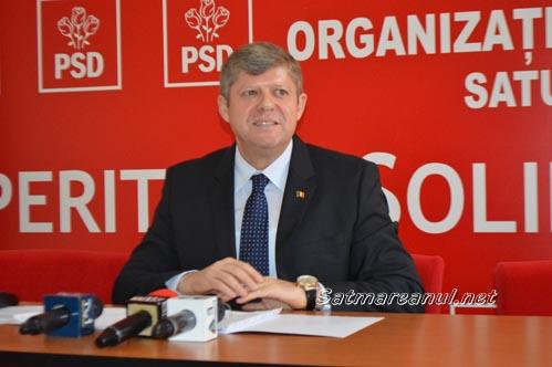 Deputatul Octavian Petric și-a prezentat bilanțul, la trei ani de la preluarea mandatului