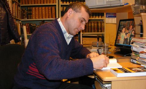 """Lucrarea """"Oameni și locuri din Sătmar"""", la al III-lea volum"""