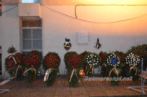 Victimele Revoluției Române, comemorate la Satu Mare