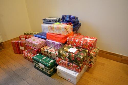 """Campania umanitară """"Cutia cu cadouri"""" a ajuns la final"""