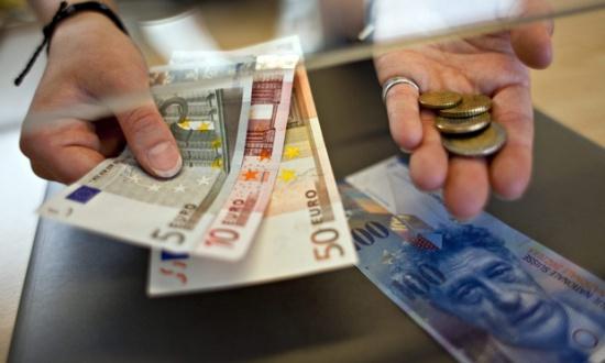 BNR a influenţat discret cursul euro