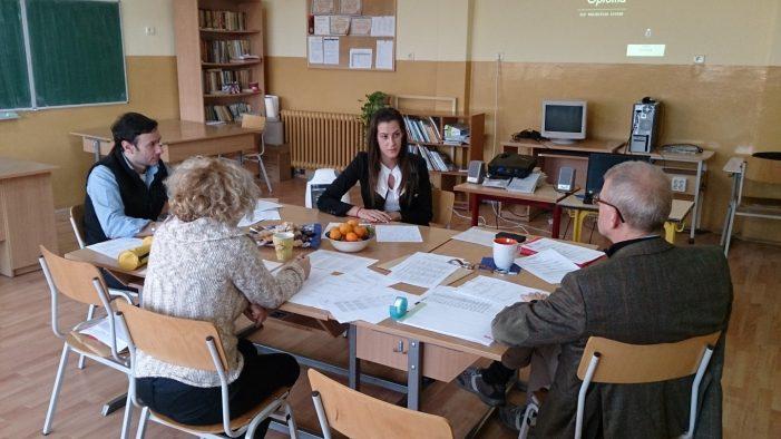 Examen de competențe lingvistice la Liceul Teoretic German