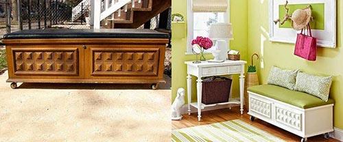 Cum să reabilitați un mobilier vechi