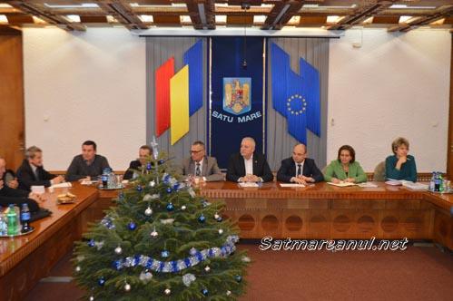 Mircea Marian vrea sediu propriu pentru Asociația Județeană a Pensionarilor