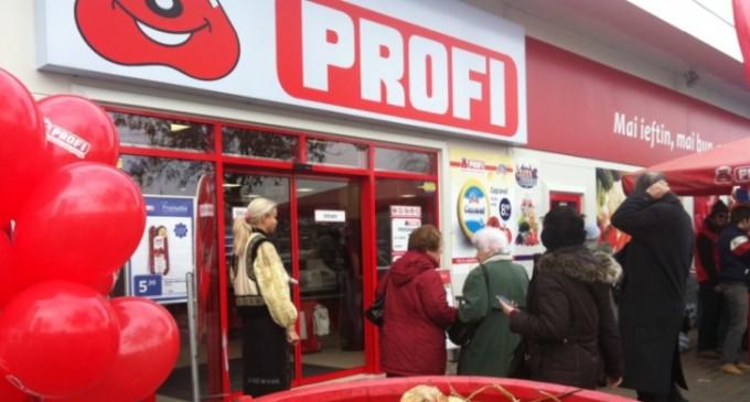 Profi a deschis un magazin în localitatea Turț