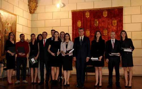 Trei sătmăreni, premiați în cadrul Galei Federației Române de Scrimă
