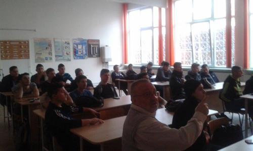 """Sesiune de comunicări ştiinţifice la Colegiul  Tehnic """"UNIO-Traian Vuia"""""""