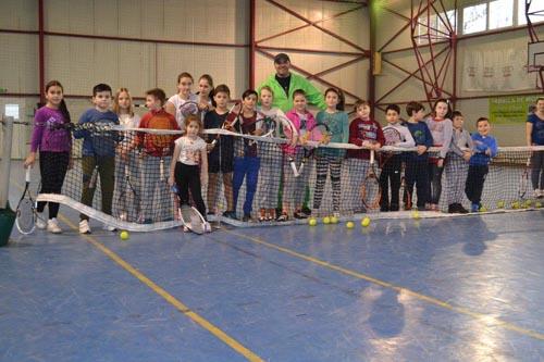 Negrești-Oaș: Cupa 1 Decembrie la tenis