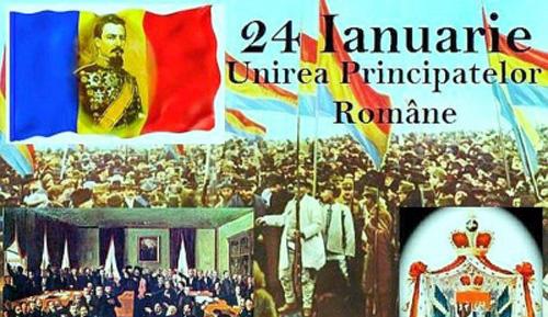 """Programul manifestărilor dedicate """"Zilei Unirii Principatelor"""""""