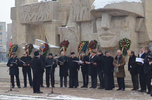 Unirea Principatelor Române, marcată la Carei