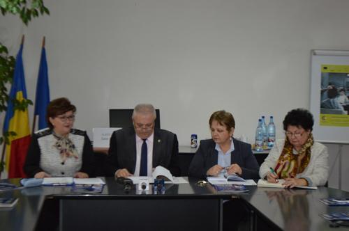 Sinteza activității pe 2015 la AJOFM Satu Mare