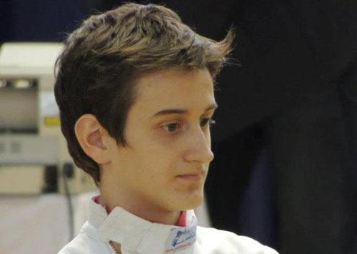 Adam Macska, locul X la Circuitul European de spadă