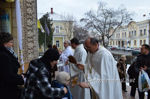 Bisericile au devenit neîncăpătoare de Bobotează