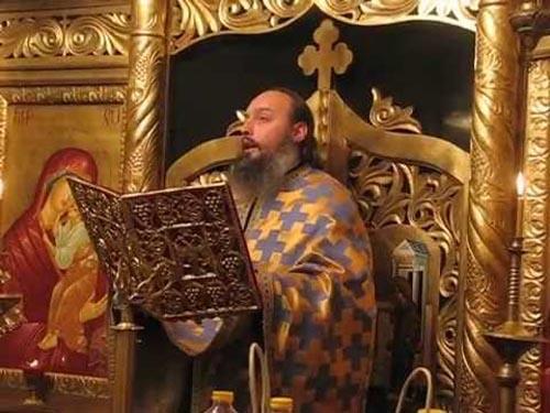 Vezi ce măsuri a luat Iustin Sigheteanul împotriva părintelui Emanuel Oros