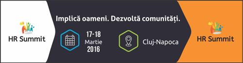 Directorii de HR de la Flanco, BCR și Elefant.ro îți dau întâlnire la HR Summit Cluj-Napoca!