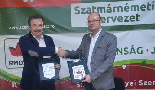 Partidul Civic Maghiar susține candidatura lui Kereskenyi Gabor la Primăria Satu Mare