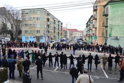 Unirea Principatelor Române, sărbătorită la Satu Mare (Galerie foto)