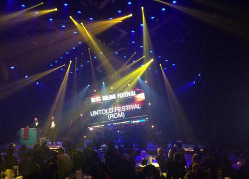 Untold a fost desemnat cel mai bun festival european major din 2015