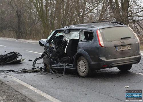 Un sătmărean a murit într-un accident în Ungaria (Foto&Video)
