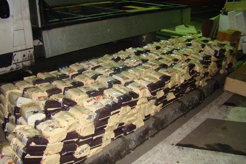Peste 500 kg de cafea confiscată în vama Halmeu