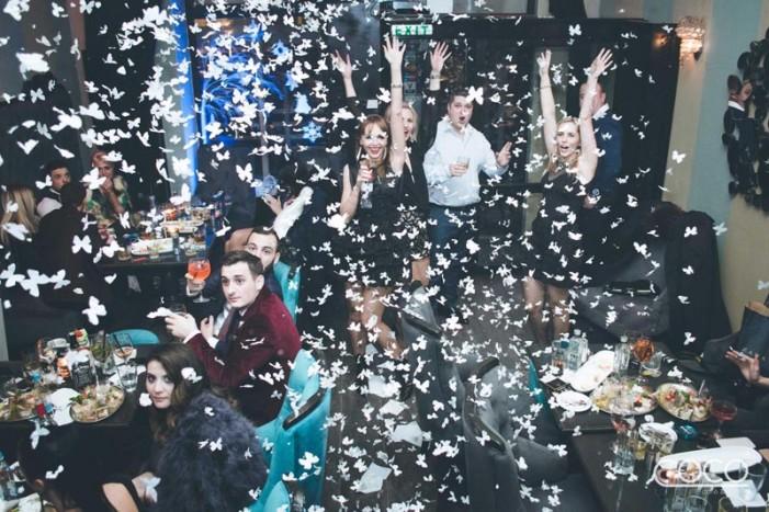 Cele mai tari poze de la primele petreceri din 2016