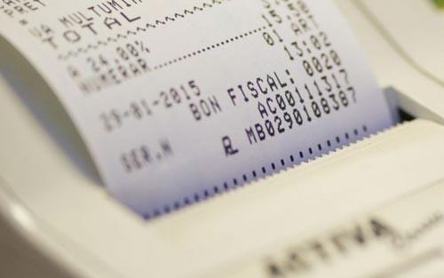 Loteria bonurilor fiscale: Ministerul Finanţelor va organiza în acest an 14 extrageri