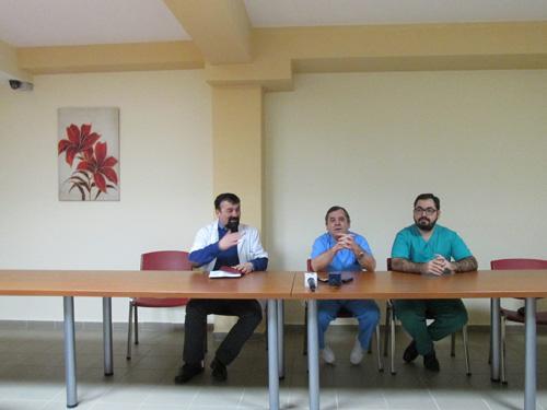 Operație cu laser la umăr, în premieră la Spitalul Județean Satu Mare