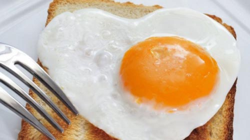 Cum să preparați un ou ochi perfect