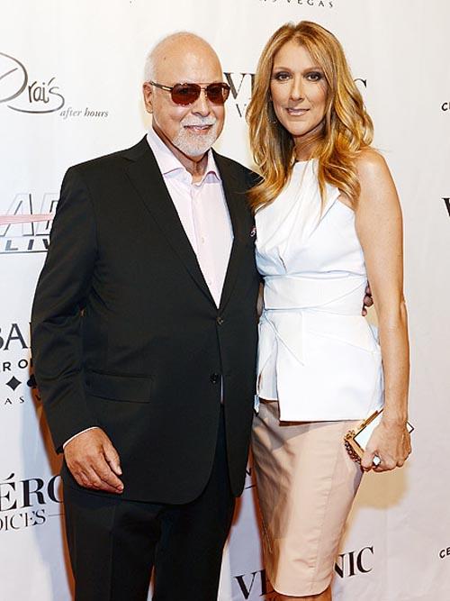 Soțul lui Celine Dion s-a stins din viață