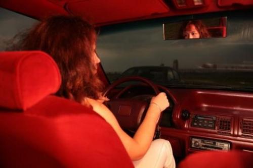 Prinsă la volan fără permis de conducere
