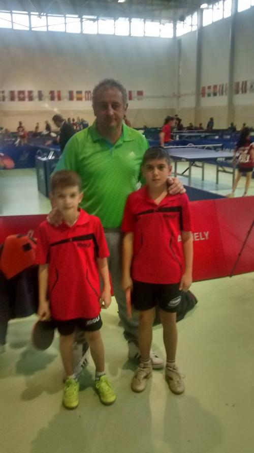 Au început competițiile internaționale de tenis de masă