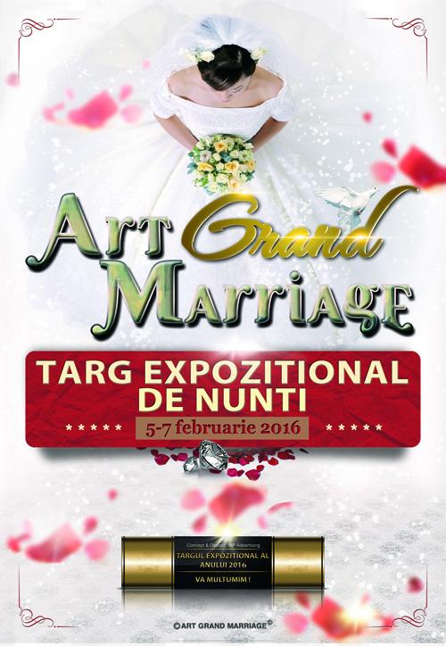 """Târgul de nunți """"Art Grande Marriage"""", în week-end, la Satu Mare"""