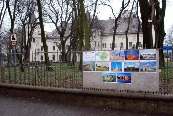 Ziua Națională a Lituaniei sărbătorită la Carei