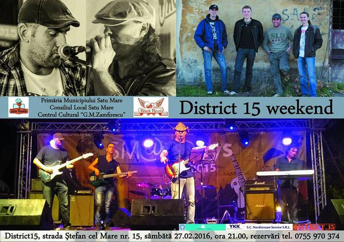 District Weekend