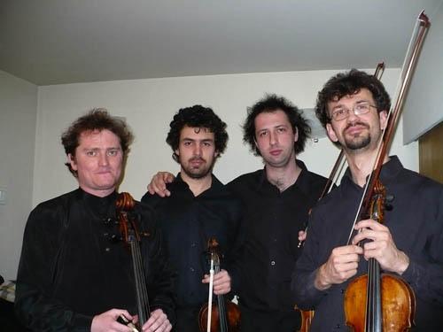 """Cvartetul de coarde """"Tiberius"""", în concert la Satu Mare"""