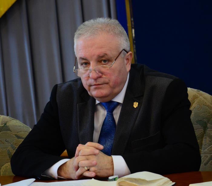 Prefectul Eugeniu Avram a fost demis