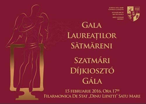 Gala Laureaţilor Sătmăreni 2015