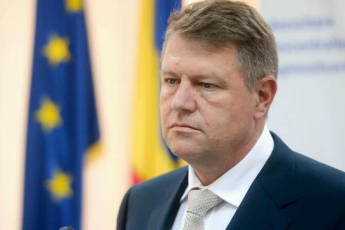 Președintele Iohannis se va adresa, luni, Parlamentului
