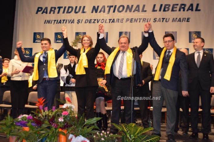 PNL Satu Mare și-a lansat candidații pentru alegerile locale (galerie foto)