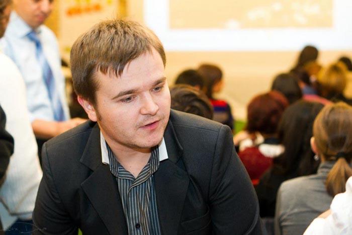 Sătmăreanul Răzvan Dragoș vrea să devină consilier local în Cluj-Napoca