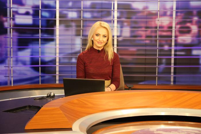 Sătmăreanca Teodora Șuth, reporter de succes la Antena 1