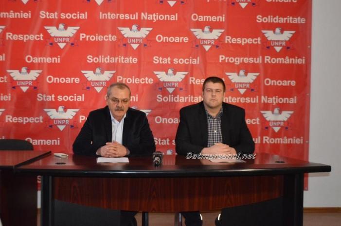 UNPR va avea candidat propriu la Primăria Satu Mare