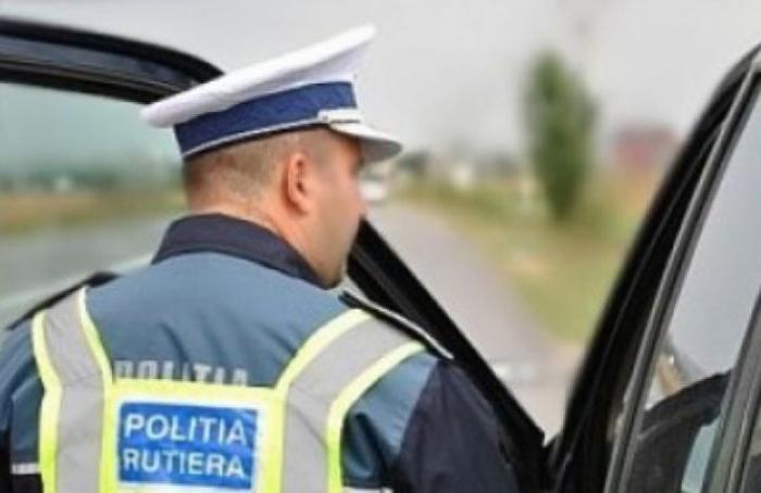 Polițiștii și-au făcut plinul !