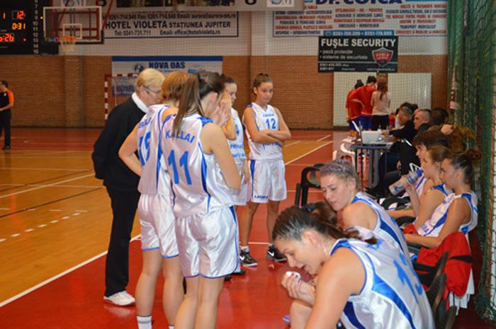 Programul echipei de baschet a CSM Satu Mare, în play-out