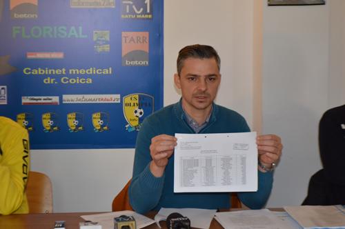"""Dan Băbuț răspunde acuzațiilor Galeriei """"Peluza Sud"""""""