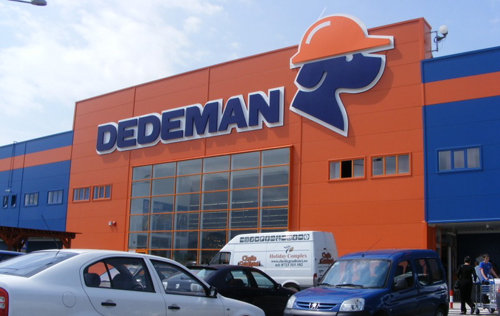 Dedeman face angajări la Satu Mare