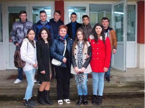 """Elevi din Livada, la proiectul """"Erasmus+"""" de la Lisabona"""