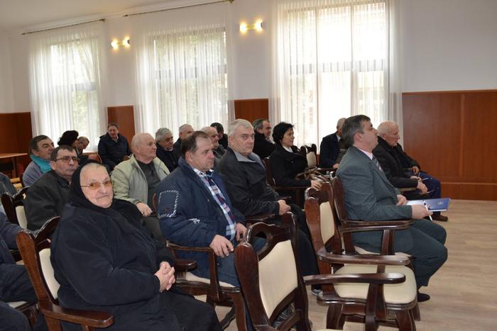 Ședință cu fermierii la Primăria din Negrești-Oaș